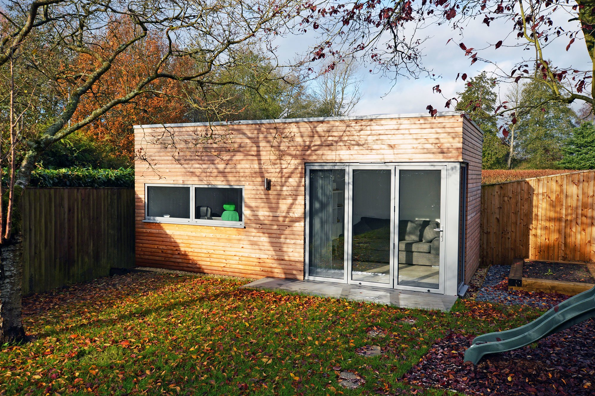 Kennet Design Architecture & Planning Wiltshire Garden Office