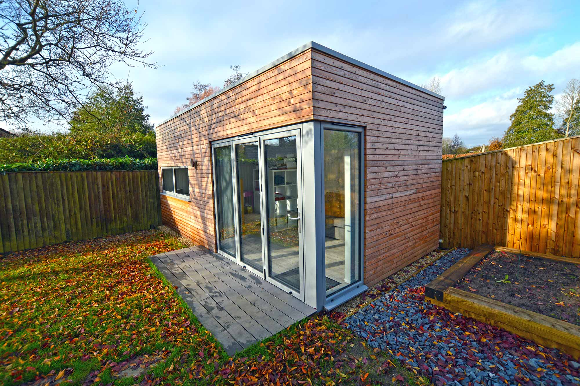 Kennet Design Architecture & Planning Wiltshire Garden Room